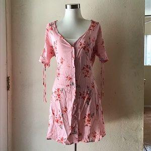 Rue21 Button Up Dress M
